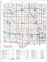 Map Image 025, Clinton County 1990